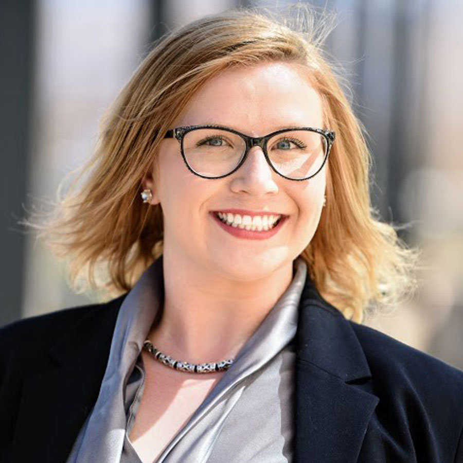 Jennifer Lightbody portrait