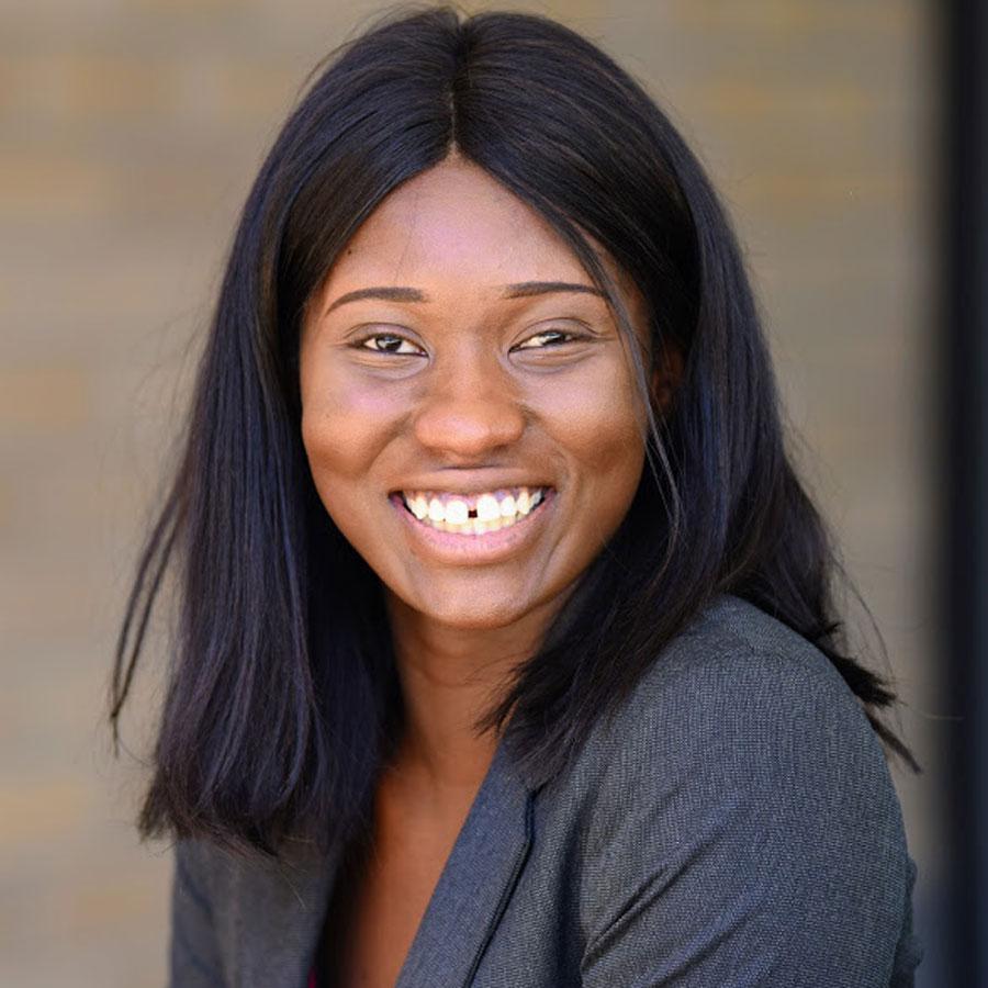 Michelle Aggrey portrait